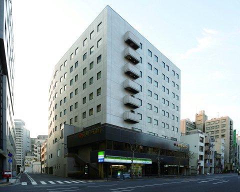 2631759-Hotel-Mystays-Ochanomizu-Tokyo-Hotel-Exterior-1-DEF